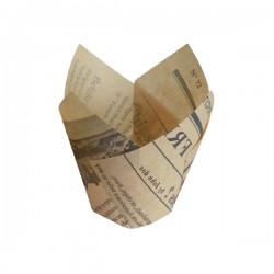 Caissette de cuisson papier 175 x 175 x 60 mm