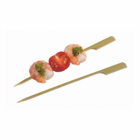 Pique bambou 120 mm