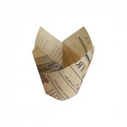 Caissette de cuisson papier 150 x 150 x 45 mm
