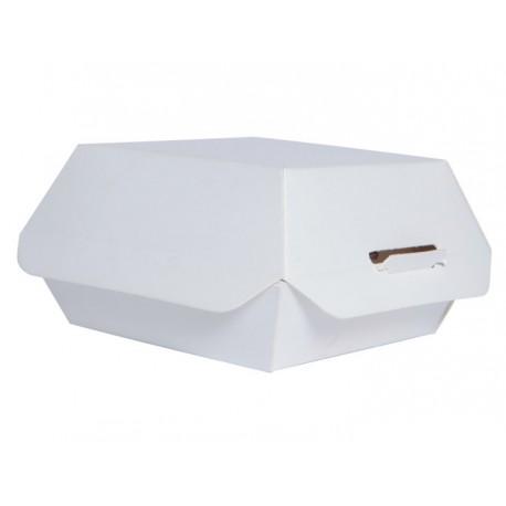 Petite boîte burger carton 90 x 90 x 50 mm