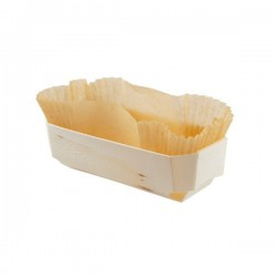 Moule de cuisson avec caissette de cuisson